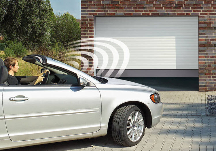 Automatic Electric Garage Doors London Free Quotes
