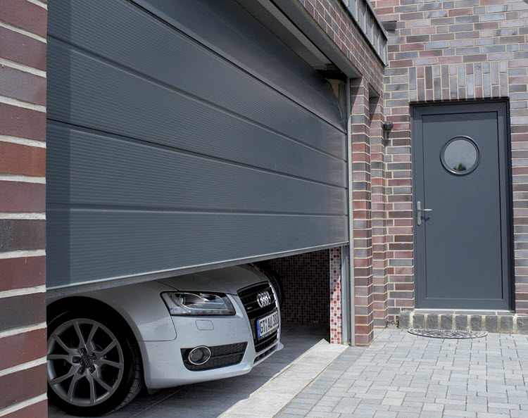 Buy Sectional Garage Doors in London