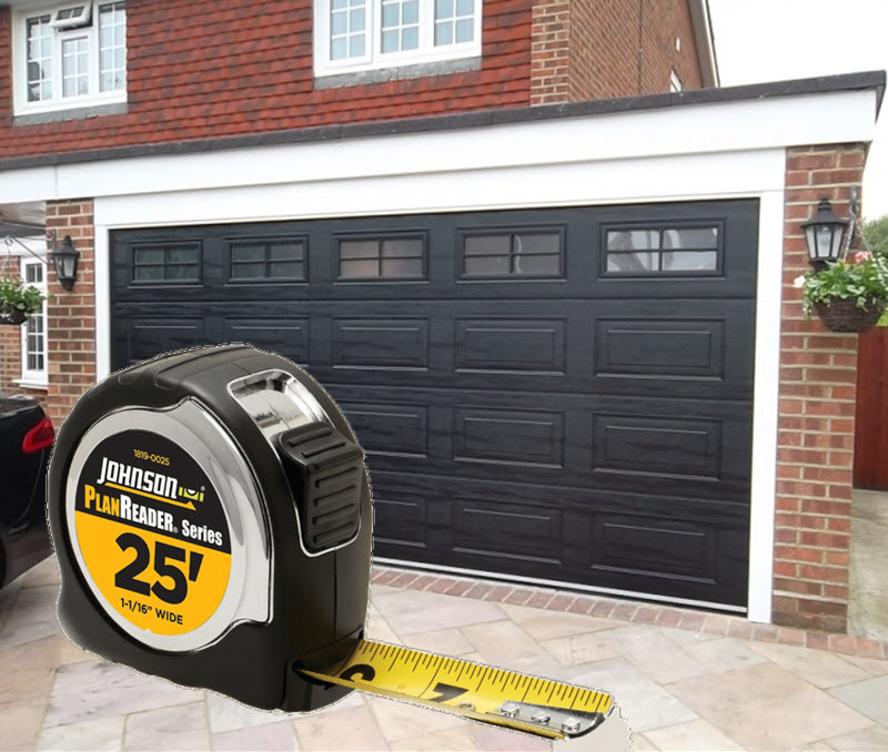 Free Garage Door Site Surveys - London