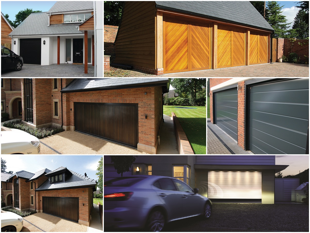 Garage Doors London - New Garage Doors Supplied and Fitted