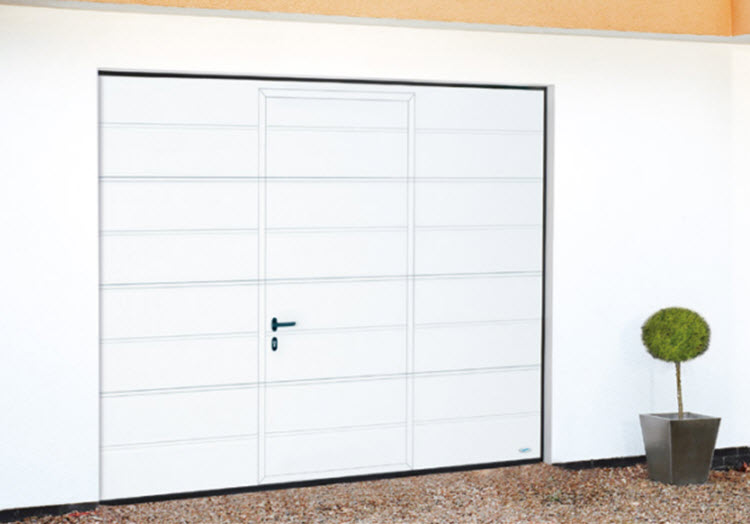 Novoferm Garage Doors Supplied Amp Fitted Throughout The
