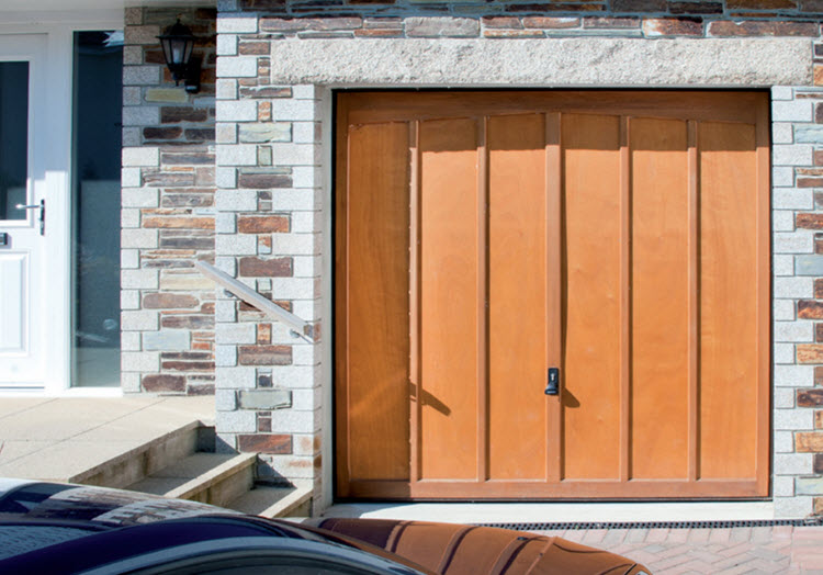 Up And Over Garage Doors Supplied Amp Fitted Throughout The