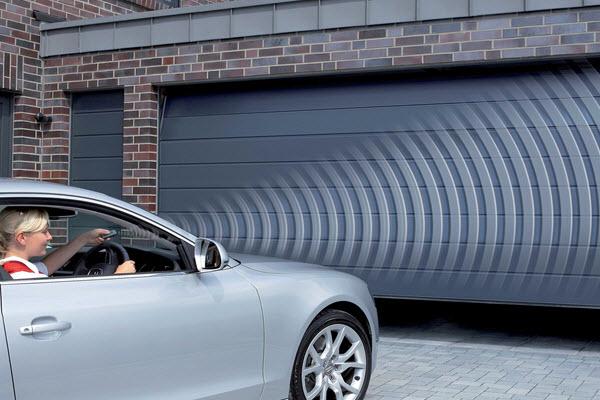 buy automatic, electric garage doors in London