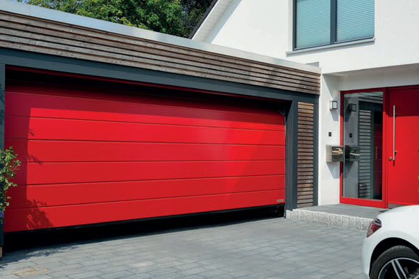 buy sectional garage door in London