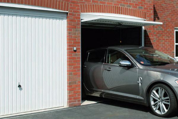 buy up and over garage doors in London